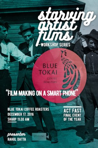 blue tokai workshop