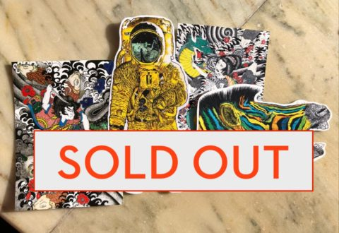 Sold out group of 4