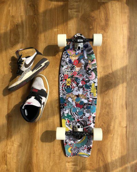 Artless Longboard