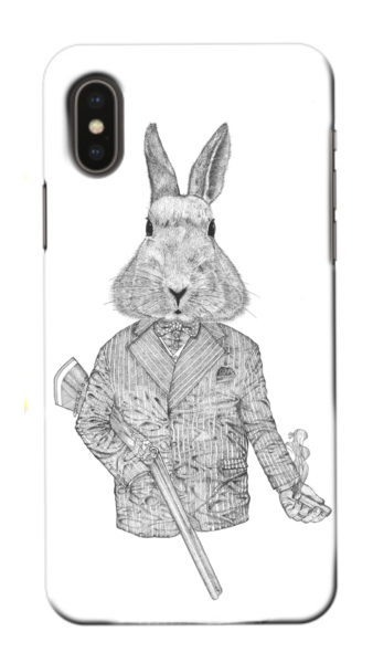 Bunny Montana Phone Cover