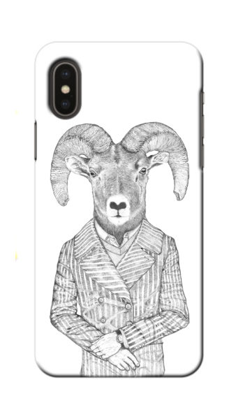 The Wolf phone cover