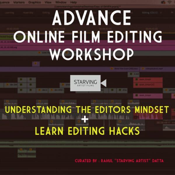 Film Editing Workshop 2