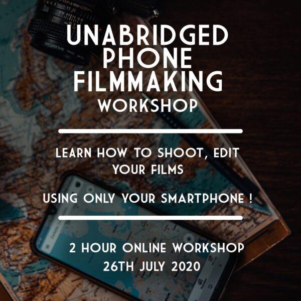 Phone Filmmaking Workshop2
