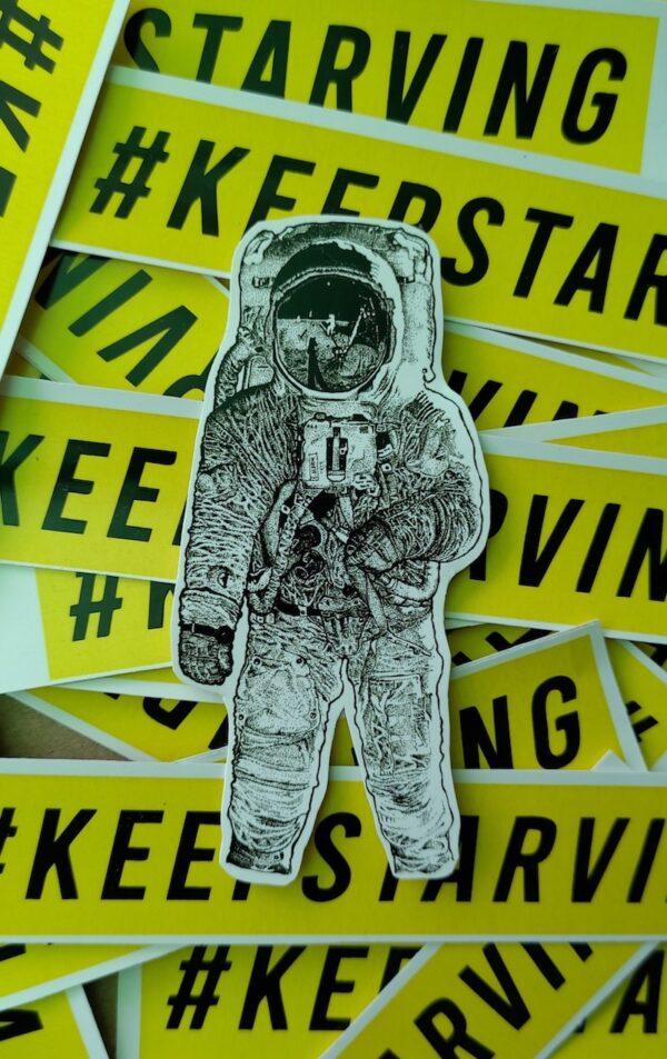 Space Cadet b/w